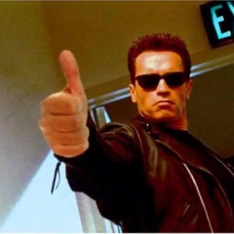 Watch and share Terminator 1 GIFs on Gfycat