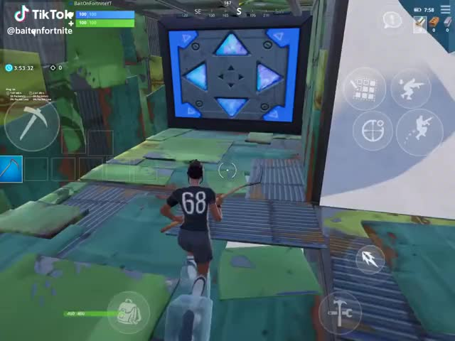 Watch and share Fortnite GIFs by TikTok on Gfycat
