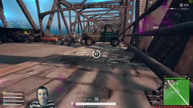 Watch bridge camp GIF by MicrowaveFork (@microwavefork) on Gfycat. Discover more ak47, battle royale, bridge, esports, mlg, pubg, pubg lol, pubg pc, pubg ps4, pubg xbox, train, twitch, youtube GIFs on Gfycat