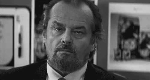 Watch this middle finger GIF by Reaction GIFs (@sypher0115) on Gfycat. Discover more Jack Nicholson, fuckyou, insult, screwyou GIFs on Gfycat