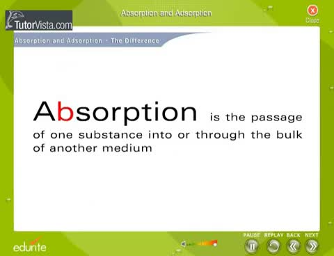 Watch and share Absorption And Adsorption GIFs on Gfycat