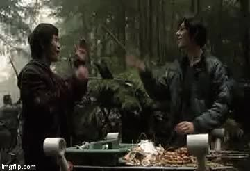 Watch You are the most beautiful broom in a broom closet full of b GIF on Gfycat. Discover more 01x08, because of jonty, bellamy blake, bellarke, bellarke beginnings, clarke griffin, cw, day trip, finn collins, finn x lincoln, full of brooms, i taught my 2 year old students how to self high five, in a broom closet, jasper jordan, jonty, lincoln, linctavia, linctavia first kiss, monty green, most beautiful broom, octavia blake, ricky whittle ruined me, self high five, the 100, the 100 rewatch, the 100 ruined me GIFs on Gfycat