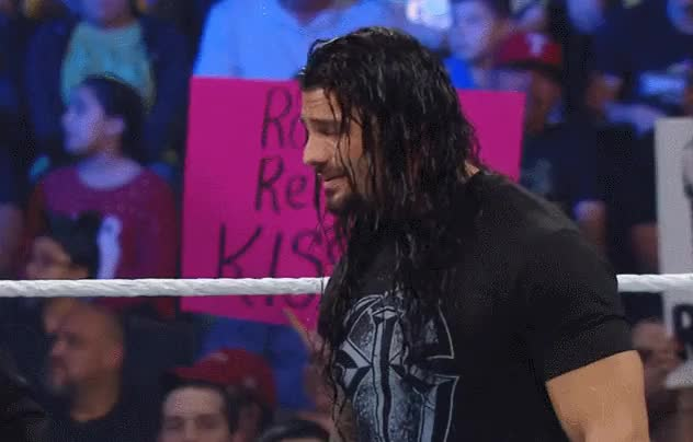 Watch Roman Reigns wins GIF on Gfycat. Discover more related GIFs on Gfycat