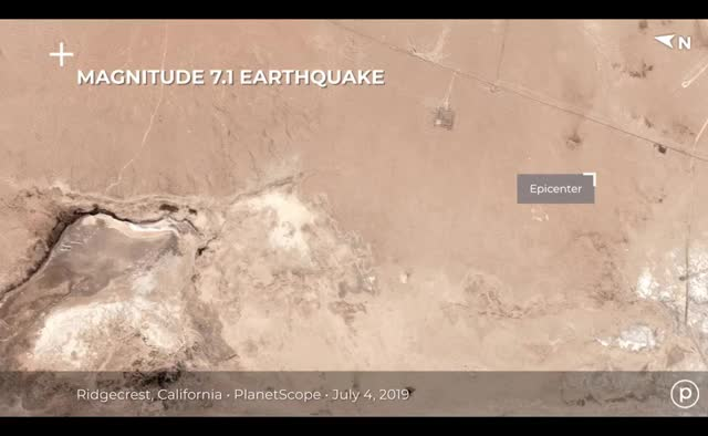 Watch and share Before And After The Ridgecrest Earthquake GIFs by mouse1234567890 on Gfycat