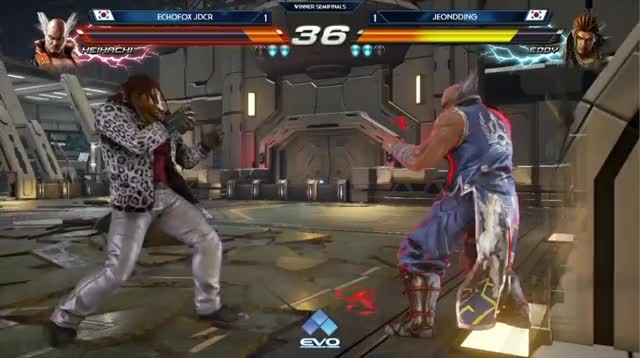 JDCR Takes Winner's Semi With Final Hit.