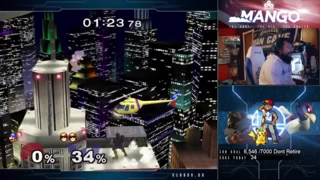 Mang0 vs. Axe - The Best Iron Man of All TIme