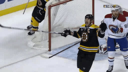Hockey, Nhl, SuperSaiyanGifs, Chara gives me nightmares GIFs