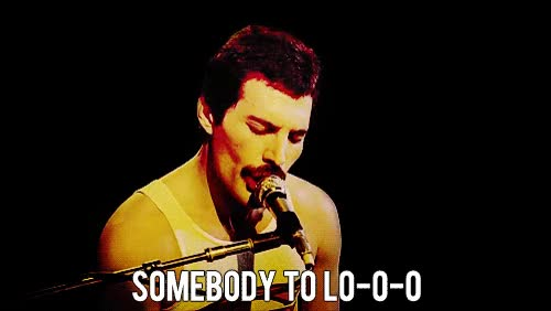 Watch Funny Animated Gif: Animated Gif Queen GIF on Gfycat. Discover more freddie mercury GIFs on Gfycat
