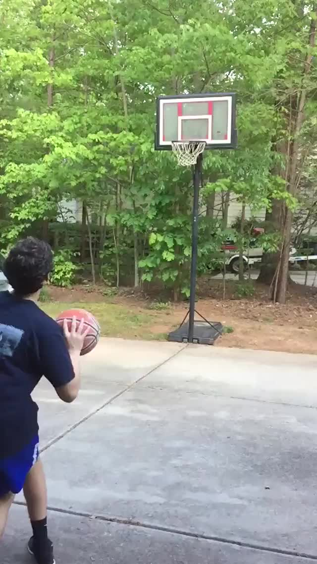 Watch and share Basketball Shot GIFs by atomup4earth on Gfycat