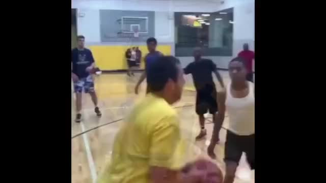 Watch and share Adam Sandler's Better Than You At Basketball GIFs on Gfycat