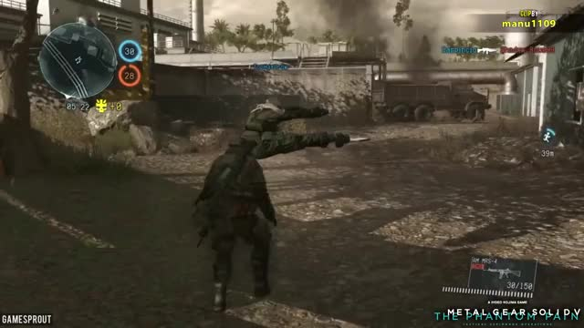 Watch and share Metal Gear Solid GIFs and Funny GIFs on Gfycat
