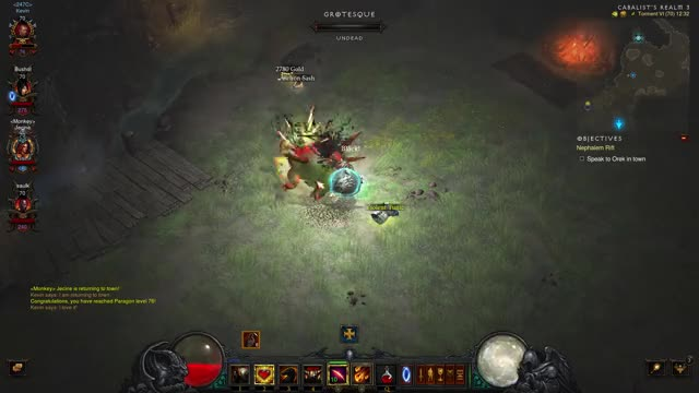 Watch and share Diablo3 GIFs on Gfycat