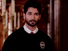 Watch and share Reaction Gifs GIFs and Shahid Kapoor GIFs on Gfycat