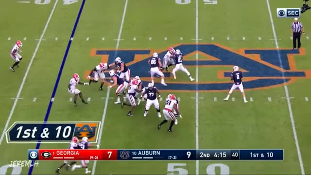 Watch and share Auburn Highlights GIFs and Auburn Tigers GIFs on Gfycat