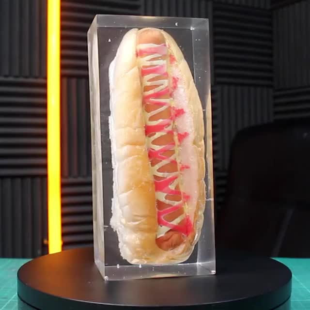 Watch and share Epoxy Hot Dog GIFs and Whathowhy GIFs by Whathowwhy on Gfycat
