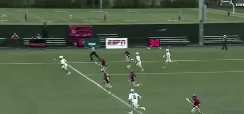 Watch Lacrosse Hit GIF on Gfycat. Discover more related GIFs on Gfycat