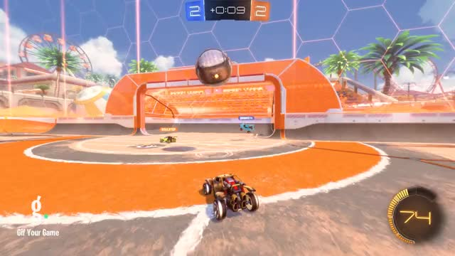 Watch Goal 5: Maxwell GIF by Gif Your Game (@gifyourgame) on Gfycat. Discover more Gif Your Game, GifYourGame, Goal, Maxwell, Rocket League, RocketLeague GIFs on Gfycat