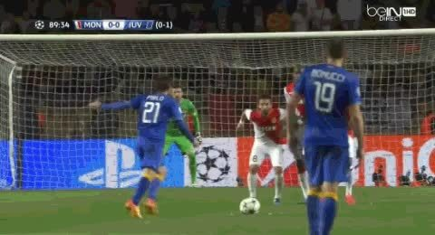 soccer, Pirlo's free kick hits the woodwork in the last minutes (reddit) GIFs