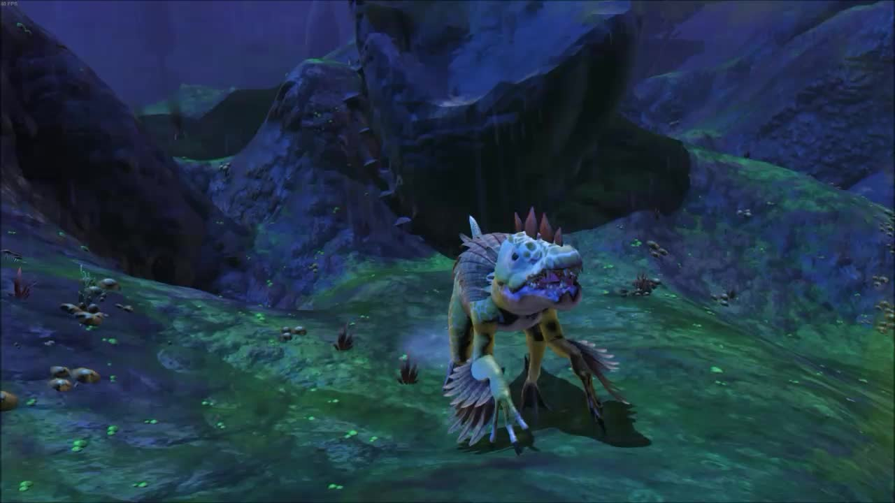 nomansskythegame, Is this the real tyrannosaurus ? GIFs
