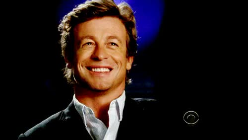 Watch and share Happy Birthday GIFs and Patrick Jane GIFs on Gfycat