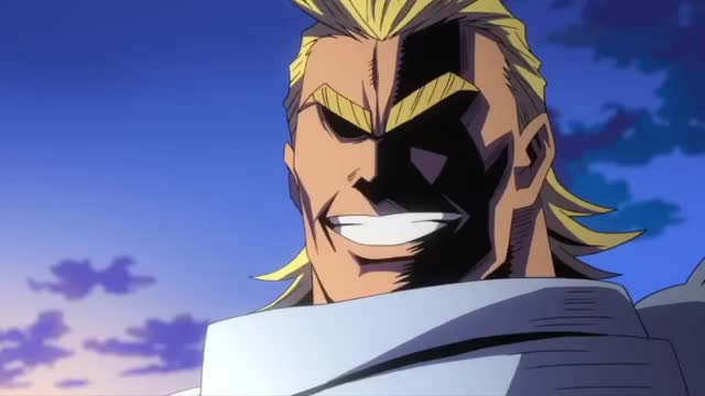 Watch this trending GIF on Gfycat. Discover more allmight, bnha, myheroacademia GIFs on Gfycat