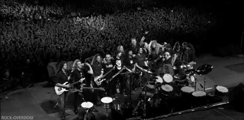 Watch and share Charlie Benante GIFs and Chris Broderick GIFs on Gfycat