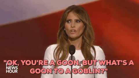 Watch and share Melania Trump GIFs on Gfycat