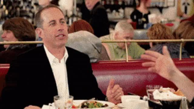 Watch and share Jerry Seinfeld GIFs and Celebs GIFs on Gfycat