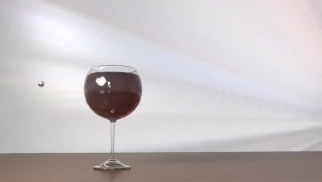 ThisBlewMyMind, computergraphics, thisblewmymind, Incredible Glass Shattering (reddit) GIFs