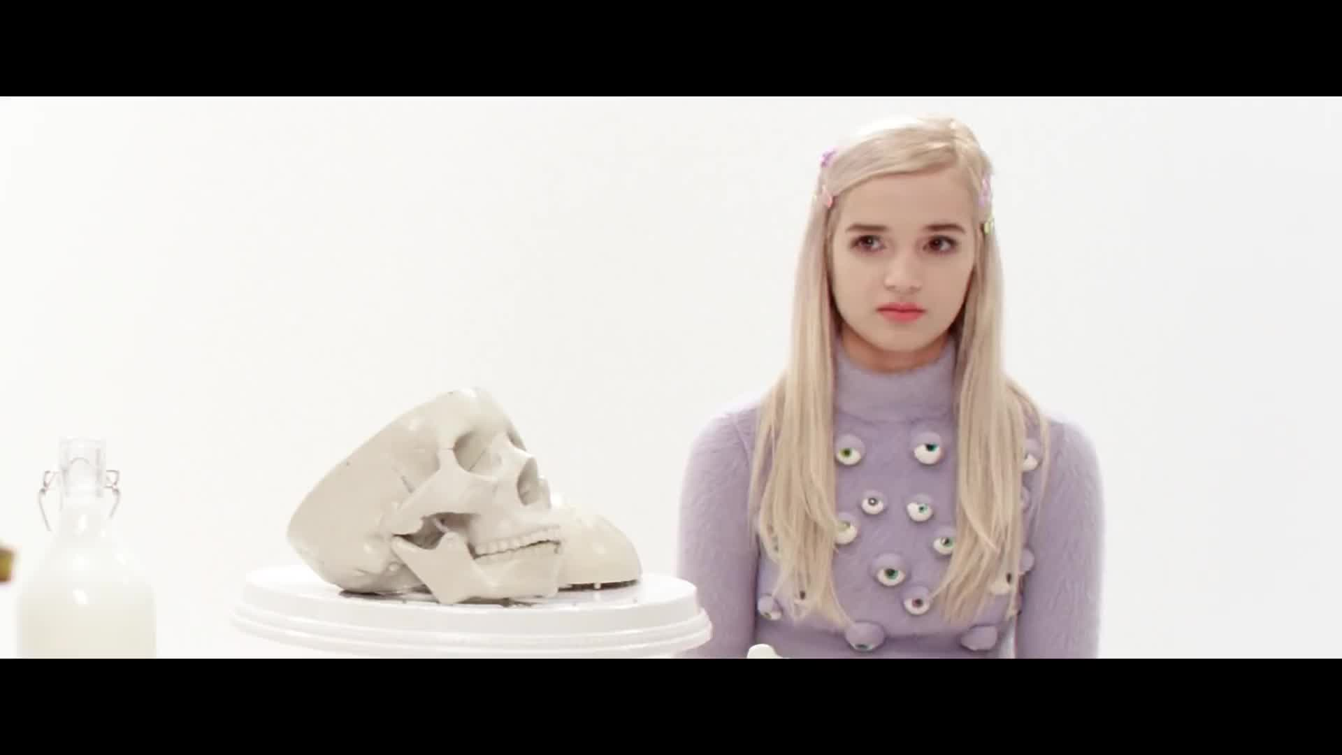 Island, Lowlife, Music, Pop, Poppy, Records, That, ThatPoppyVEVO, celebs, That Poppy - Lowlife GIFs