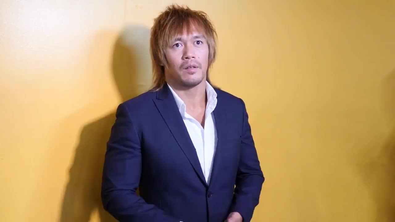 NJPW, Jonsuya Naito Part 3 GIFs