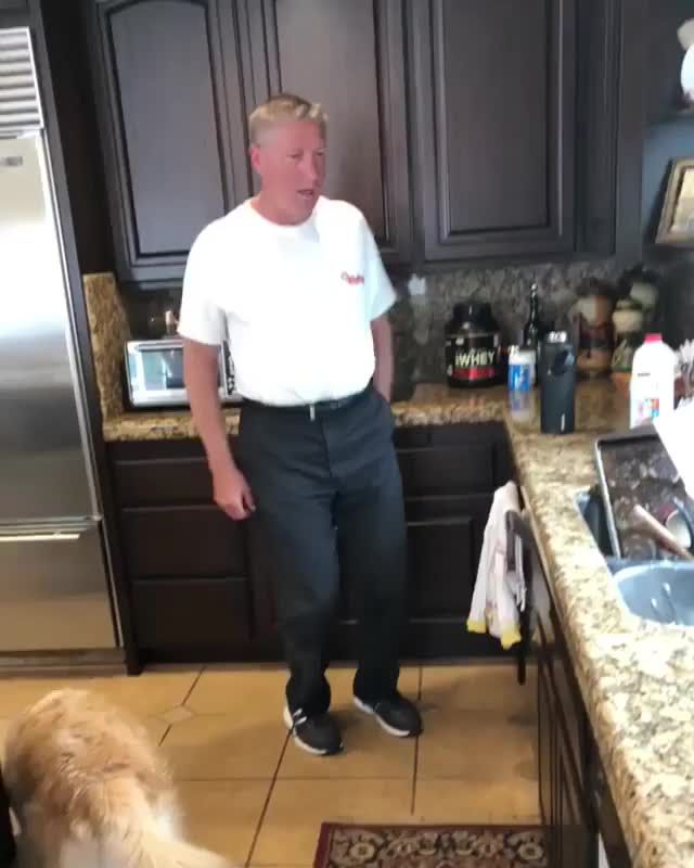Watch and share Dad Dancing GIFs by bobcobble on Gfycat