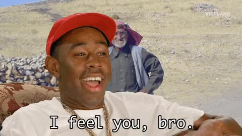 Watch and share Tyler The Creator GIFs and Bro GIFs on Gfycat