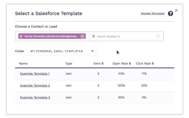 Watch Using your Salesforce Templates in Gmail 2 GIF by @ebstaknowledgebase on Gfycat. Discover more GIF Brewery, Knowledge Base, UsingSFTemplate2 GIFs on Gfycat