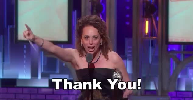 Award Shows, Awardshows, Tony Awards, Tony Awards 2017, TonyAwards2017, award shows, awardshow, awardshows, thank you, thanks, tony awards, tony awards 2017, tonyawards2017, Thank You! GIFs