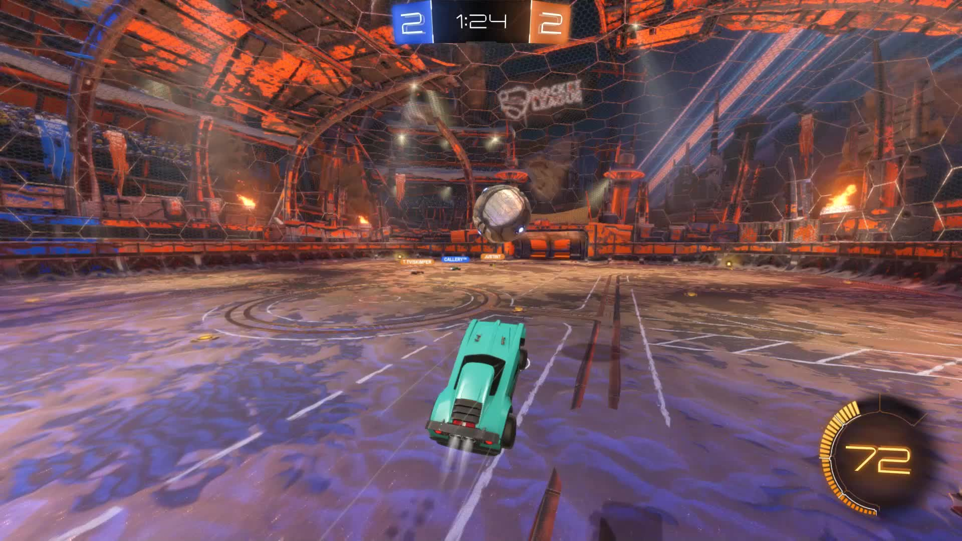 Gif Your Game, GifYourGame, Goal, Rocket League, RocketLeague, Wisconsin, ⏱️ Goal 5: Wisconsin GIFs