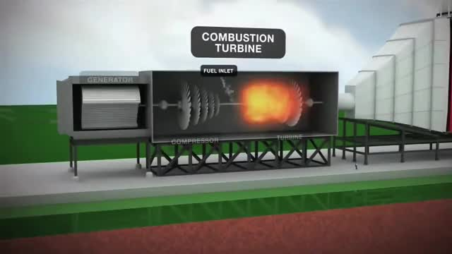 Watch Combined Cycle Power Plant Animation GIF on Gfycat. Discover more power GIFs on Gfycat