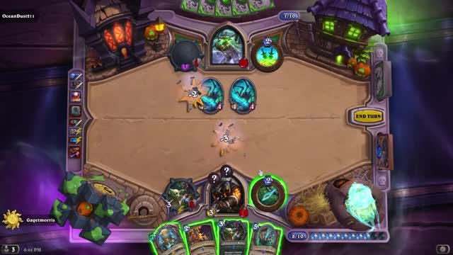 Watch Hearthstone - First game with Mecha'thun GIF on Gfycat. Discover more Failure at life, Hearthstone, RNG GIFs on Gfycat