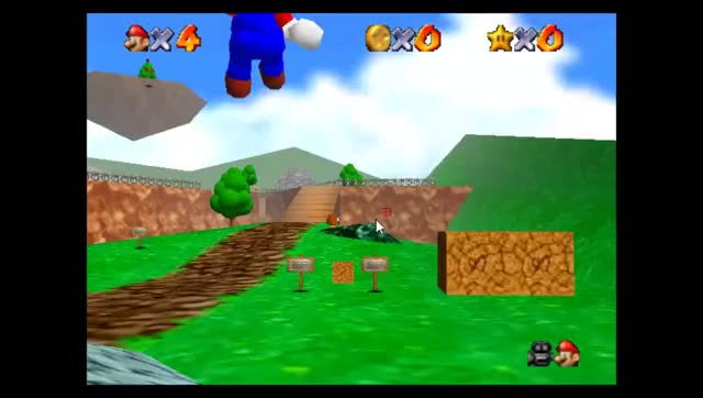 Watch Super Mario 64 BombSplit GIF by Victor Garzón (@sneakybeaky) on Gfycat. Discover more related GIFs on Gfycat