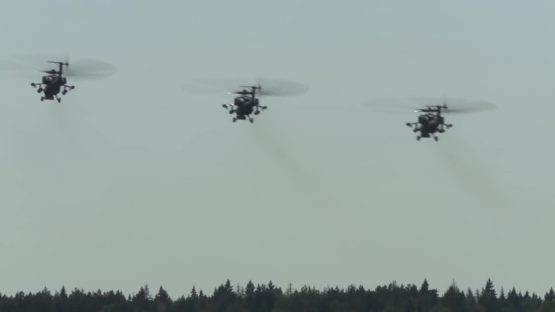 helicopter, mi-28, Mi-28 at ARMY-2018 forum GIFs