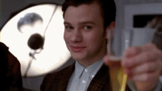 Chris Colfer, welcome, welcome back, welcome home, Welcome Home GIFs