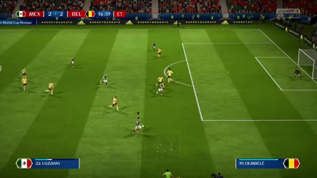 Watch Goal! GIF by Gamer DVR (@xboxdvr) on Gfycat. Discover more FIFA18, tolteca1, xbox, xbox dvr, xbox one GIFs on Gfycat