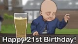 Watch and share Happy 21st Birthday GIFs on Gfycat