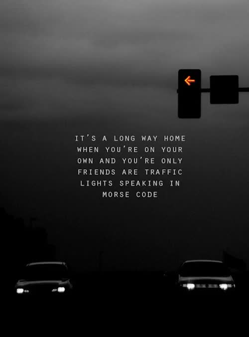 Watch take me home tonight GIF on Gfycat. Discover more all time low, all time low lyrics, atl, atl lyrics, atlhustler, band, black and white, edge of tonight, favorite band, hustler, lyrics, quotes, song quotes, the edge of tonight GIFs on Gfycat