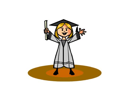 Watch ab ec graduation animated clipart grad clipart GIF on Gfycat. Discover more related GIFs on Gfycat