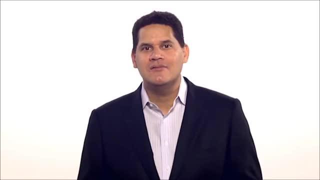 Watch and share Regginator GIFs and Nintendo GIFs on Gfycat