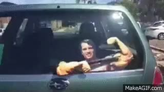Watch and share Arnold Schwarzenegger Car Wipers GIFs on Gfycat
