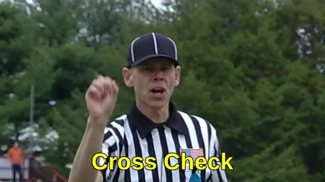 Watch and share Cross Check GIFs and Lacrosse GIFs by Lacrosse Film Room on Gfycat