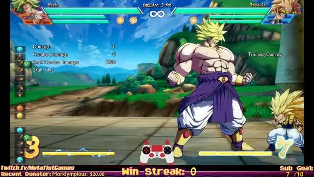 Watch and share Dragonball Fighterz GIFs and Meterless GIFs on Gfycat