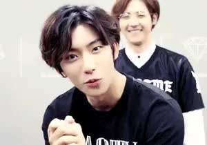 Watch ieii GIF on Gfycat. Discover more b1a4, gong chansik, gongchan, i haven't gifed him in so long, i keep gifing him i've made 3 sets in the past 24hrs, mygif GIFs on Gfycat
